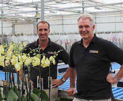 Mike & Neil van Steekelenburg